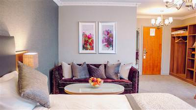 Allingham Arms - Deluxe Room