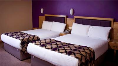 Allingham Arms - Twin Room