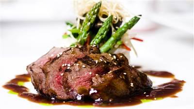 Aughrus Restaurant - Steak