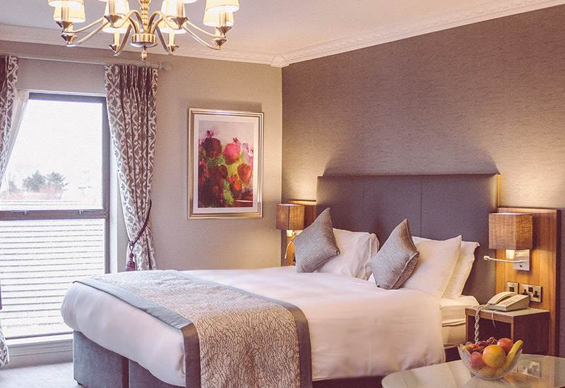 Allingham Arms -Deluxe Room Pic