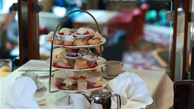 Armagh City Hotel - Afternoon Tea