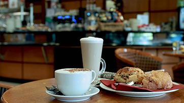 Armagh City Hotel - Coffee break