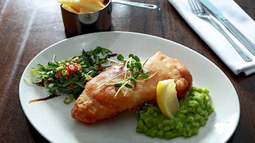Armagh City Hotel - Fish