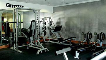 Armagh City Hotel - Gym