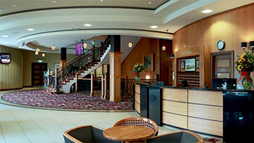 Armagh City Hotel - Reception