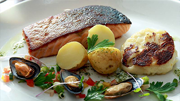 Armagh City Hotel - Salmon