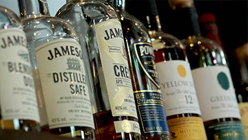 Armagh City Hotel - Whiskey Selection