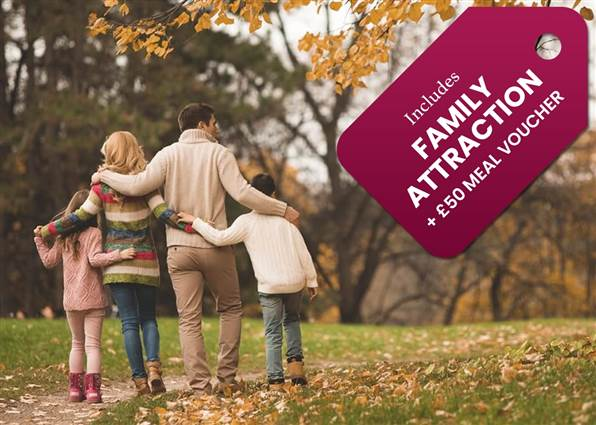 2 Night Family Break with Armagh Attraction