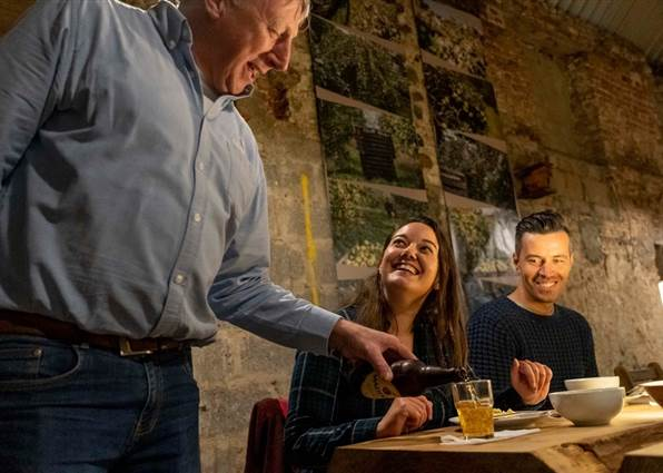 One Night B&B with Armagh Cider Company Tour