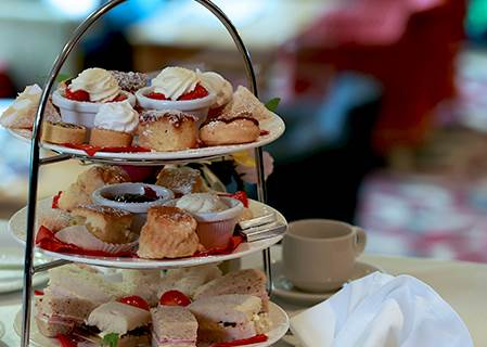 afternoon tea Armagh