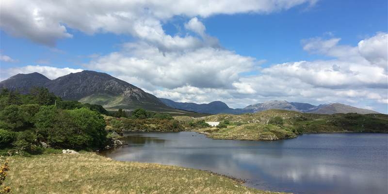Connemara Greenway at Ballynahinch Officially Opened