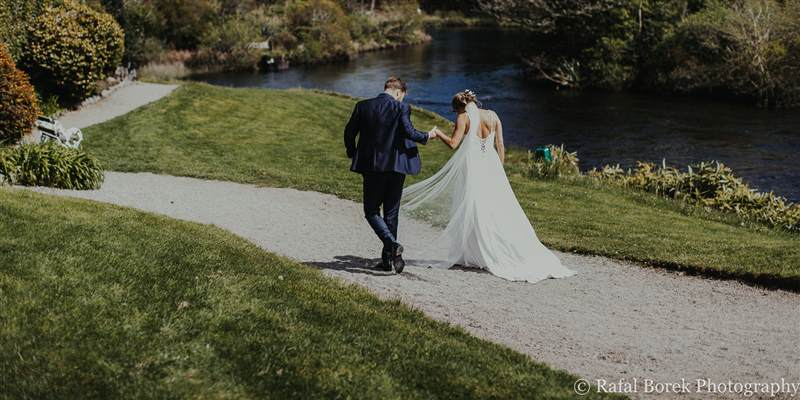 Weddings at Ballynahinch Castle