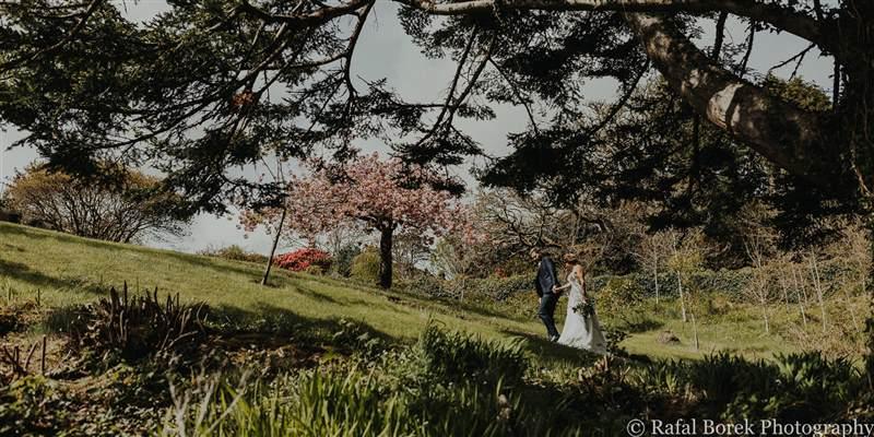 Weddings at Ballynahinch Castle