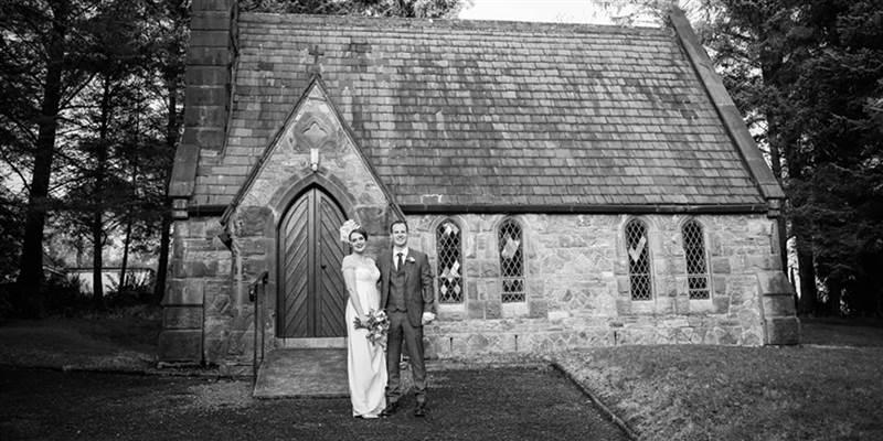 an unique wedding in Connemara