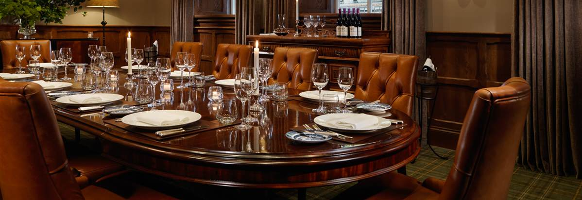 Ballynahinch Boardroom Private Dining FL