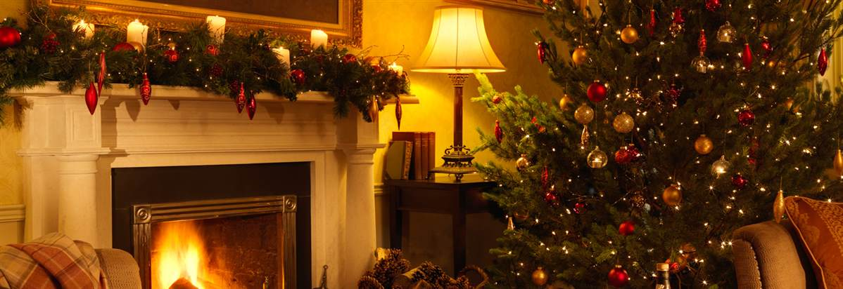 Christmas at ballynhainch castle