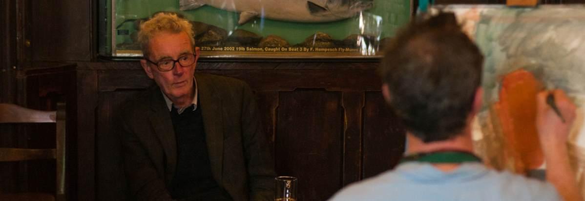 writers club Connemara