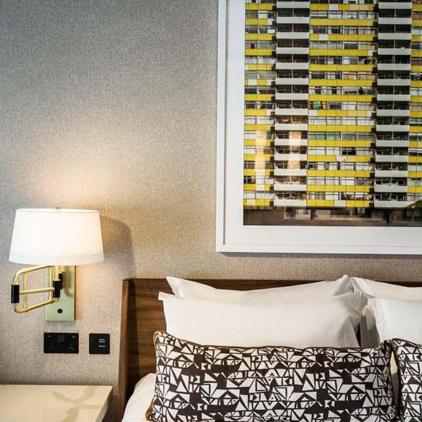 Bankside Bed Detail