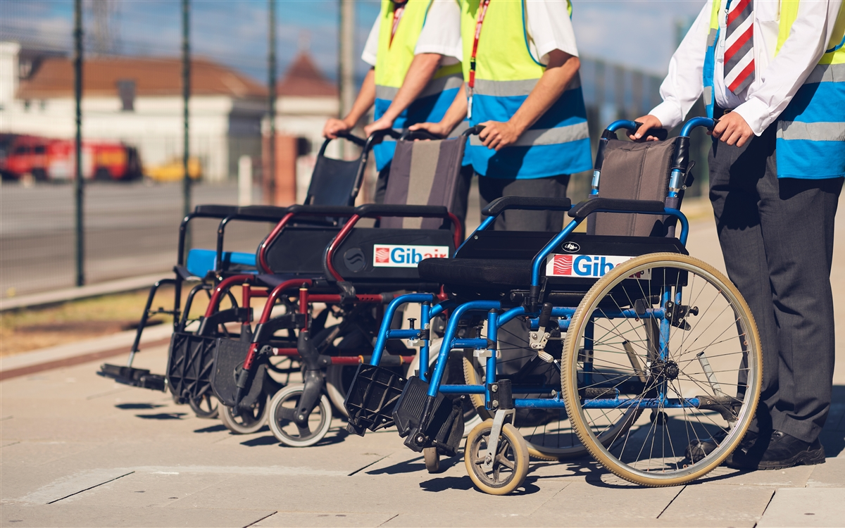 Gibair - Wheelchairs