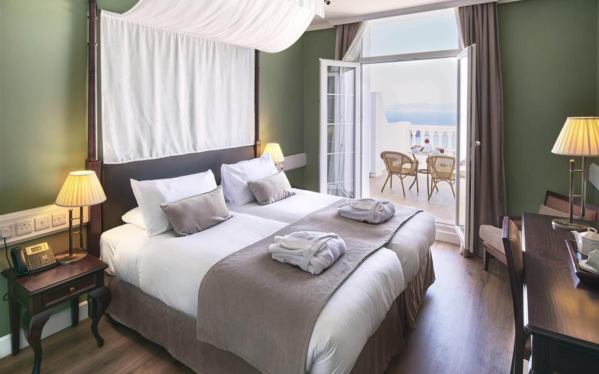 Rock Hotel Bedroom