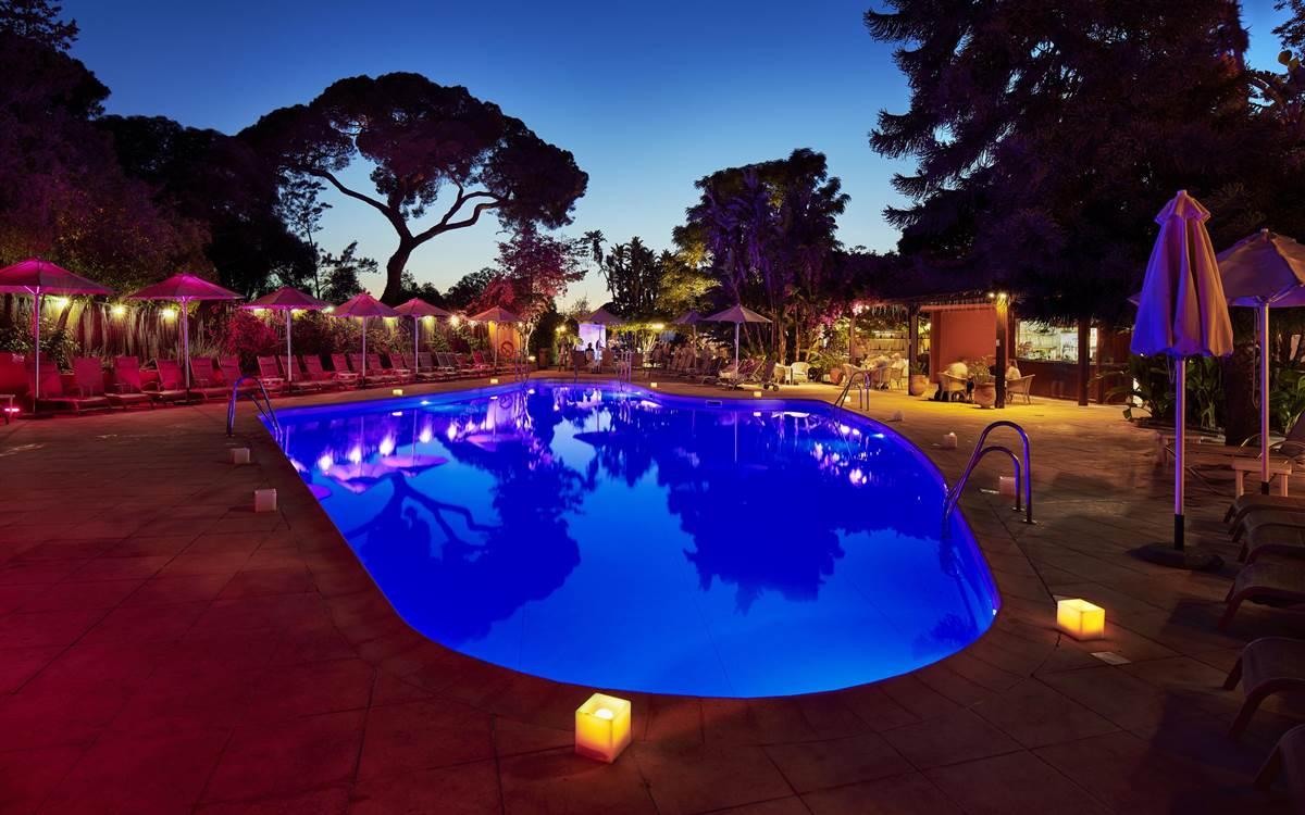 Rock Hotel Swimming Pool