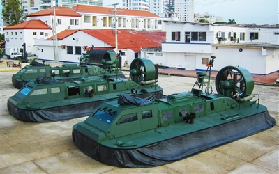 2000TD Colombian Navy
