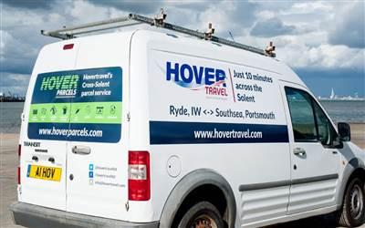Hovertravel - Hover parcels minivan
