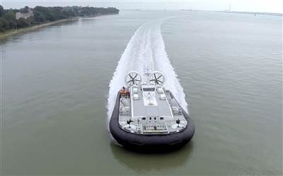 Griffon - BHT 150 hovercraft
