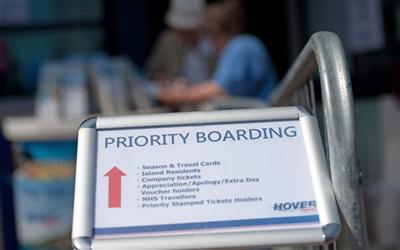 Priority Boarding Festival  press