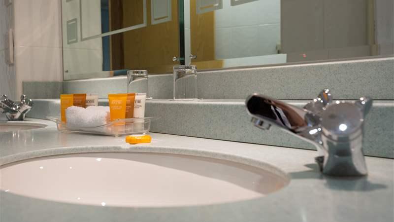 Bathroom at Bolton Whites