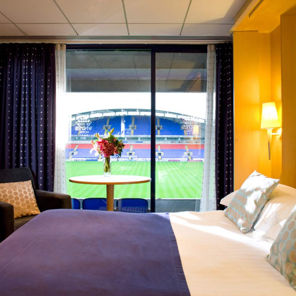 Pitch View Bedroom 2a