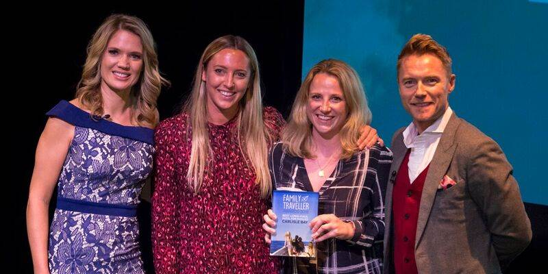 Carlisle Bay Antigua, named Best Long-Haul Hotel for Families at the Family Traveller Awards 2018