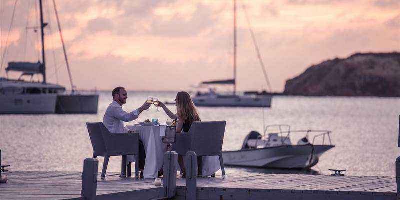 3 Ideas to Celebrate Valentines Day at Carlisle Bay Antigua