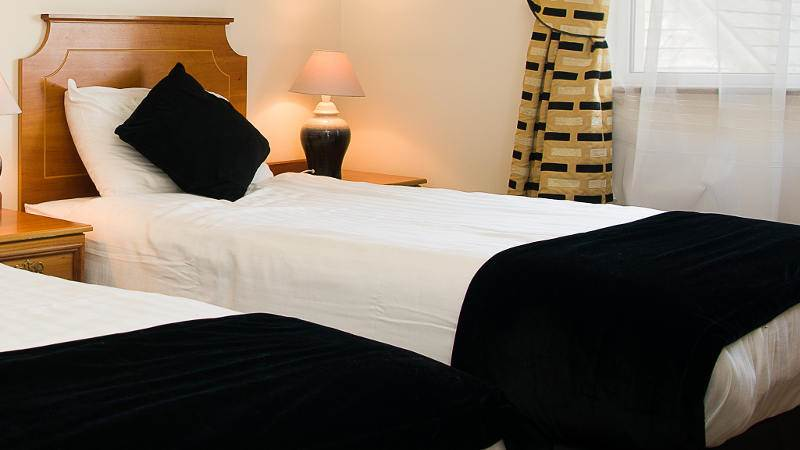3 Star Hotel Connemara Single Bed