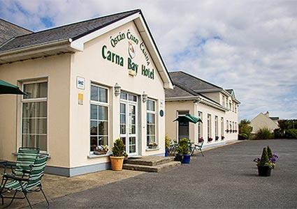 Carrna Bay Hotel is a Hotel in Connemara