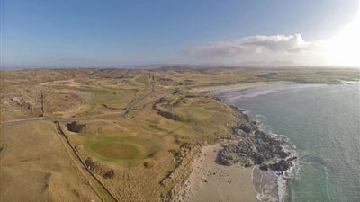 2 nights Connemara Links Golfing Special Offer