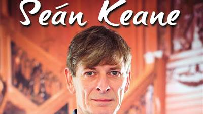 Sean Keane at Carna Bay Sat 30th March.