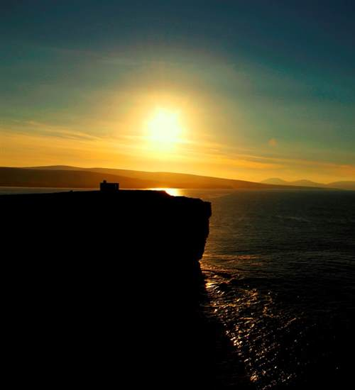 Downpatrick Head1 Mayo (Medium)