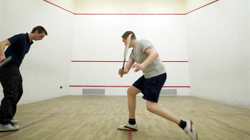 Squash Court