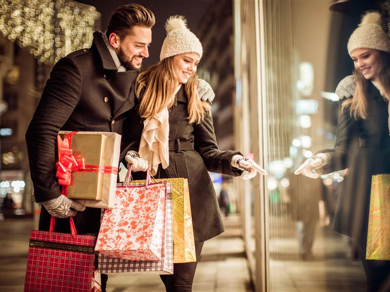 Christmas Shopping Package