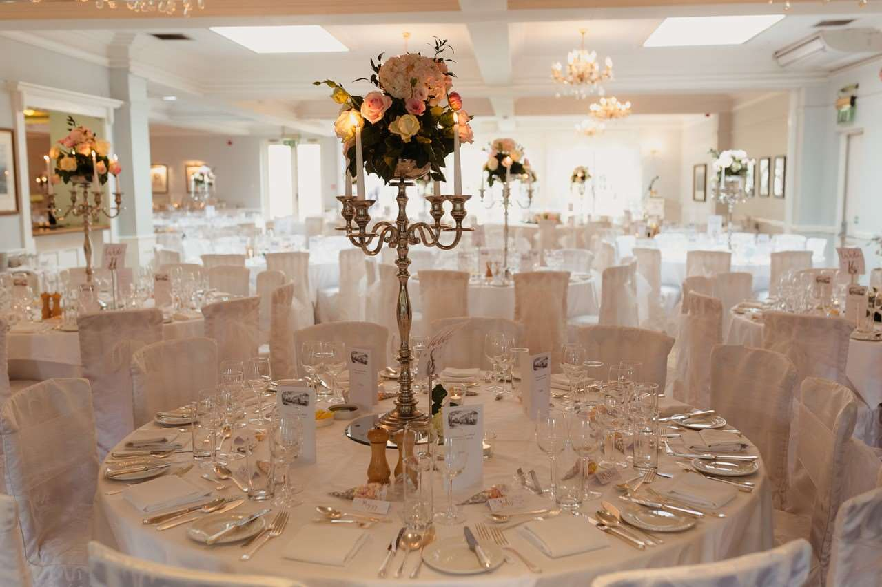 Wedding Gallery At Dunraven Arms Hotel