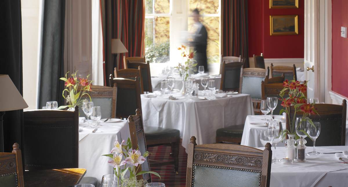 Adare Restaurant at Dunraven Arms Hotel