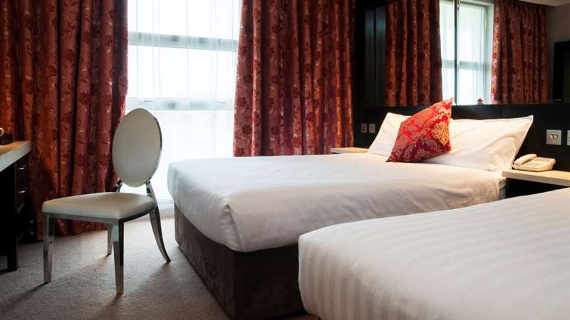 Twin Hotel Rooms Galway