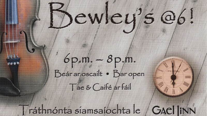 Bewleys@6! - Music for March !