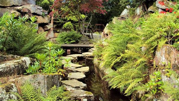 1910 Japanese Garden Added To National Heritage List