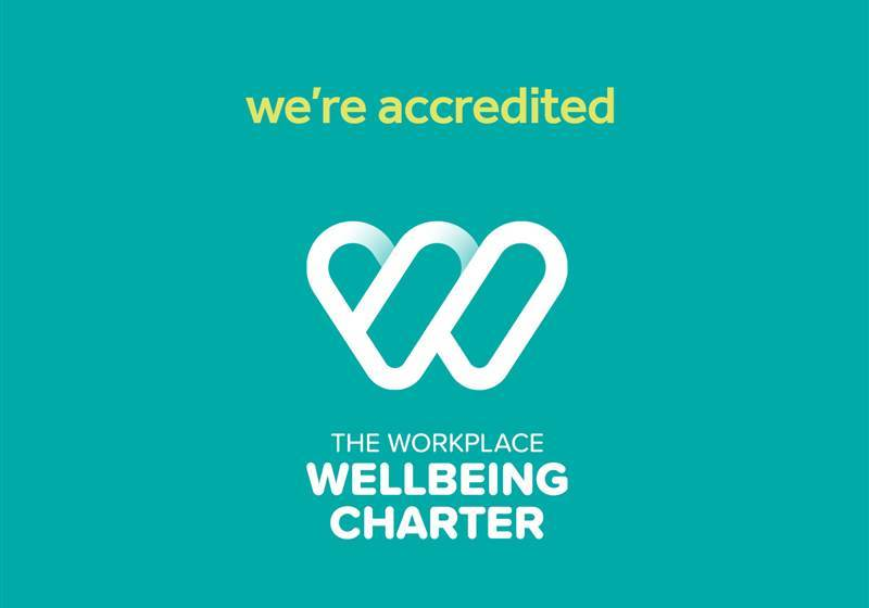 GRANTLEY HALL SECURES WELLBEING ACCREDITATION
