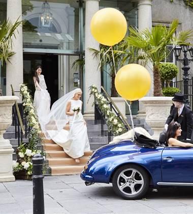 Bridal Departure