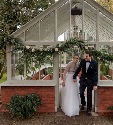 Weddings at Hayfield Manor