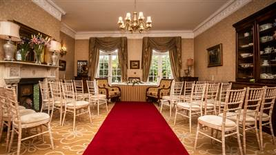 Civil Ceremony in Drawing Room 2000