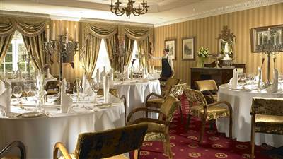 Executive Boardroom Private Dining
